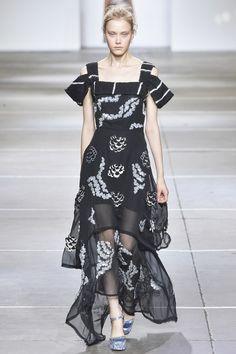 London Fashion Week Day 4  Michael van de Ham Spring/Summer 2015  Ready to wear  15 September 2014