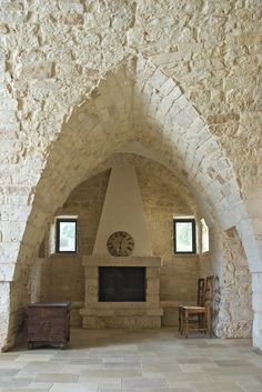 Masseria Il Trapetto, restored villa in Puglia