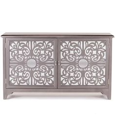 Accents Rugs - Accent Furniture - Pink Secret Credenza - Living Rooms, Dining Rooms, Bedrooms and more