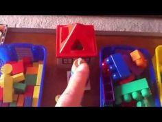 Fine motor games with toddlers