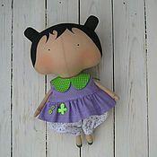 Купить или заказать Sweetheart Doll ( Милая кукла) в интернет-магазине на Ярмарке Мастеров. Новая Tilda Sweetheart Doll (Милая кукла) игровая кукла, которая будет хорошей подружкой) она и правда такая милая!!!!! Вся одежда и повязка с головы снимаются, в комплект идет повязка -1 шт; шортики-2 шт; юбочка- 1 шт; пиджачок-1 шт) Ручки у куклы подвижные, волосы и туфельки нарисованы акриловой краской( безопасная для детей) Прекрасный подарок девочке, которая будет восторге от такой подружки!!