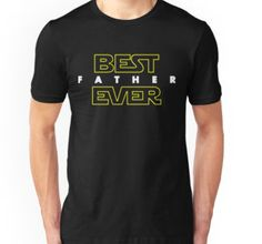 STAR WARS like - BEST FATHER EVER Unisex T-Shirt
