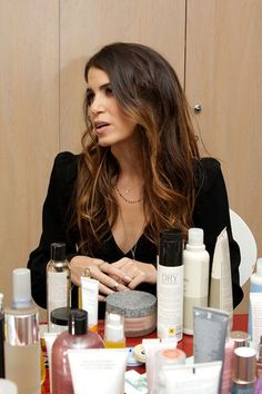 For my guest edit spot on GLAMOUR.com I thought I'd let you in on some of my beauty secrets… Plus, I picked out some of my favourite products from the beauty cupboard. Fun!