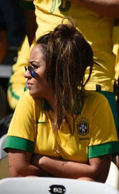 ♡ Neymar's sister