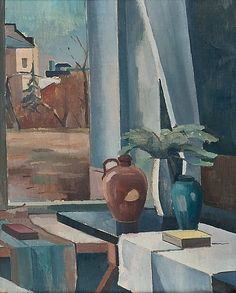 Ragnar Ekelund (Finnish, 1892-1960) - Still life, 1924