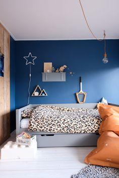 Farmhouse Style Bedrooms, Farmhouse Master Bedroom, Master Bedroom Makeover, Bedroom Tv Wall, White Bedroom Furniture, Bedroom Themes, Bedroom Decor, Bedroom Ideas, Separating Rooms