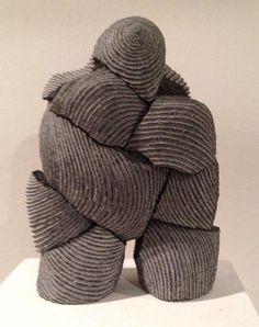 São Mamede - Art Gallery  Shintaro Nakaoka Matagi X 2014 Granito Cinza 30 cm x 20 cm x 10 cm
