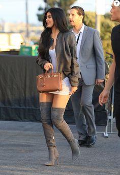 """Kylie Jenner arrive à la première du clip de Kanye West """"Famous"""" à Los Angeles le 24 juin 2016."""