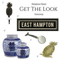 Hamptons House, The Hamptons, East Hampton, Home Furniture, Jar, Food, Home Decor, Decoration Home, Home Goods Furniture