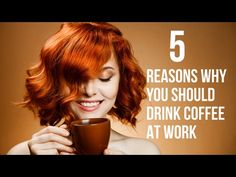5 Reasons Why You Should Drink Coffee At Work Coffee is one of the most ubiquitous and unifying products in the world. It is in one form or another consumed in great volume in every corner of the earth. Needless to say it is an enormous industry that employs untold millions of people from bean pickers to marketing executives. Coffee is also a cornerstone upon which countless other industries are founded. Without coffee how many of us would witness a decline in our productivity at the office?…