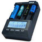Opus BT  -  C3100 V2.2 Li - ion Digital NiCd NiMH Battery Charger ( EU Plug )
