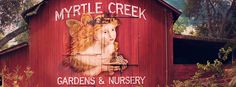 Myrtle Creek Botanical Gardens and Nursery. This has been in Fallbrook since 1986 and I am just now hearing about it!! On my list of next place to go SOON!