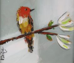 by Paige Morehead, SOLD…Red Bird Gallery, Seaside, FL
