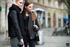 Le 21ème / After Roberto Cavalli | Milan  // #Fashion, #FashionBlog, #FashionBlogger, #Ootd, #OutfitOfTheDay, #StreetStyle, #Style