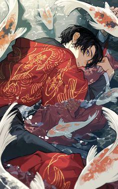 Pretty Art, Cute Art, Dibujos Cute, Image Manga, Anime Artwork, Boy Art, Art Reference Poses, Character Design Inspiration, Animes Wallpapers