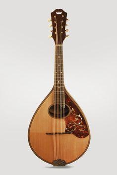 Stahl mandolin by Regal (Mandolin Cafe)