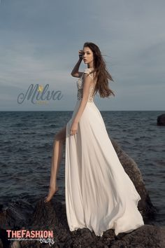 Milva designs are imbued with an earthly quality borne of her proximity to the nature that surrounds her. Theirbridal gown collection conveys innovation, mixing contemporary trends that are always …