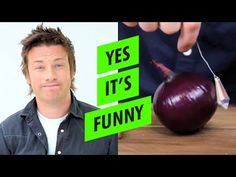 How to chop an ONION using CRYSTALS with Jamie Oliver - YouTube