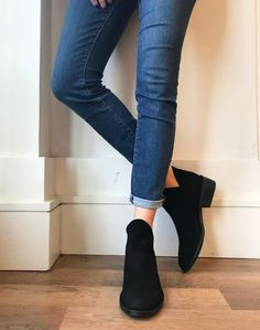 Leaf-Black Suede Black Suede, Heeled Mules, Shop Now, Boutique, Heels, How To Wear, Shopping, Collection, Women