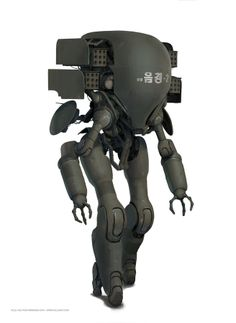 Character design and concept development - HARDware