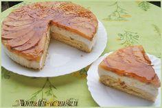 Andi-cuki: Mézes-körtés-joghurtos torta