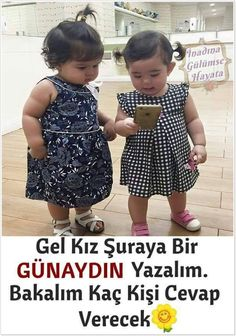Anlamlı Günaydın Mesajları – Çok İyi Abi Weird Dreams, Meaningful Words, Cute Babies, Cute Pictures, Flower Girl Dresses, Jokes, Summer Dresses, Children, Funny