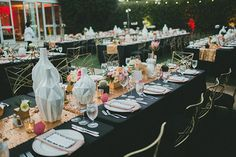 This Shoppable Wedding Is A Desert Dream #refinery29  http://www.refinery29.com/lulu-georgia-wedding-decor#slide2  Event planning services by Bustle Events.