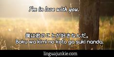 30 Japanese Love Phrases for Valentine's Day & More | LinguaJunkie.com