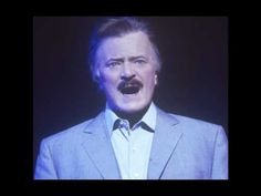 Robert Goulet singing 'Some Enchanted Evening' from South Pacific