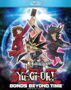 Yu-Gi-Oh!: Bonds Beyond Time [Blu-ray] [2010]