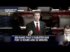 Watch Rand Paul 2016 Launch Tease: 'A Different Kind of Republican Leader' - Breitbart