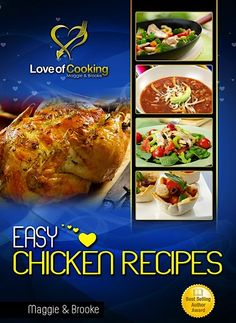 FREE e-Cookbook: Love Of Cooking {40 Easy Chicken Recipes} ~ at TheFrugalGirls.com #chicken #recipes