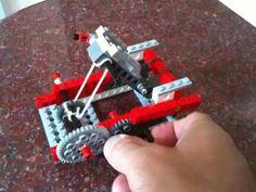Lego Catapults