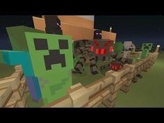 Minecraft Xbox - Googlies Challenge - Part 1 - YouTube