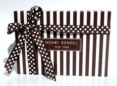 #henribendel #stripes
