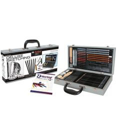 Royal Brush Deluxe Sketching Artist Set, , hi-res
