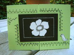 StampingMathilda: Frame Card