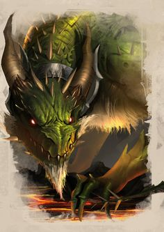 Dragon art fart by orochi-spawn.deviantart.com on @deviantART