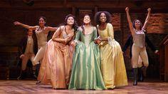 Karen Olivo, Ari Afsar, and Samantha Marie Ware (Joan Marcus)