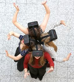 Ever dream of seeing the world through Hefe-colored glasses? Instagram is working on it.  The brains behind the popular photo-sharing app are exploring using virtual-reality headsets to transport users across the globe, chief technology officer Mike Krieger reportedly said at the Structure conference in San Francisco on Thursday.
