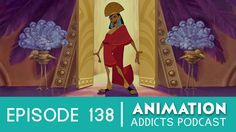 Animation Addicts Episode #138 Emperor's New Groove - Kronk Out! http://www.rotoscopers.com/2017/01/13/animation-addicts-episode-138-emperors-new-groove-kronk-out/