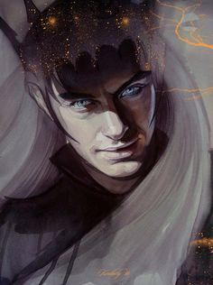 Melkor by kimberly80.deviantart.com on @DeviantArt This captures him admirably