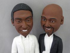 cake toppers. gay wedding. commitment ceremony
