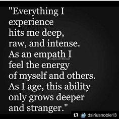 deeper & stranger