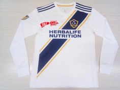 475c9b430 2019-20 Cheap Jersey LA Galaxy Home LS Replica Soccer Shirt 2019-20 Cheap