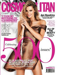 Cosmo cover girls #Hollywood #Cosmopolitan #Cover