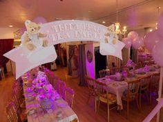 Teddy Bear Tea Party | CatchMyParty.com