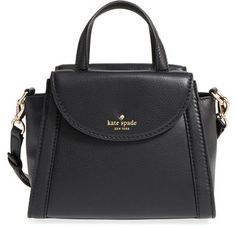 c414201fcca08 Save on the Kate Spade Large Cobble Hill Adrien Black Satchel! This satchel  is a top 10 member favorite on Tradesy.