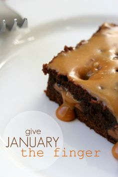 How's it going, friend? Because I made these brownies for you. I made these brownies because returning to work las… Just Desserts, Delicious Desserts, Dessert Recipes, Yummy Food, Sugar Free Brownies, Gluten Free Brownies, Caramel Recipes, Brownie Recipes, Eat Dessert First