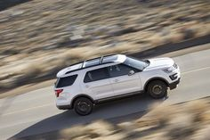 Get The Latest Reviews Of The 2017 Ford Explorer Find Prices Buying Advice Pictures Expert Ford Explorer Ford Explorer Reviews New Ford Explorer